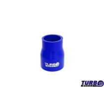 Szilikon szűkító TurboWorks Kék 44-57mm